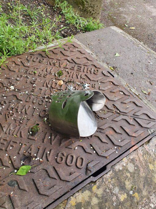 160mm non return valve